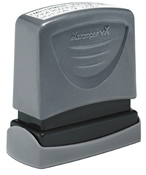 """C10 – XstamperVX Pre-entintado pequeño sello de devolución 1/2 """"x 1-5 / 8"""""""
